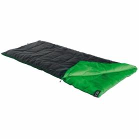Мешок спальный (спальник) High Peak Patrol/+7°C Anthra/Green Left (20048) (SN928668) - Фото №3