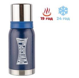 Термос питьевой PowerPlay (9001) - синий, 750 мл