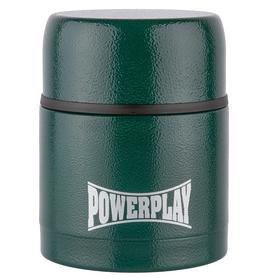 Термос пищевой PowerPlay (9003) - зеленый, 500 мл