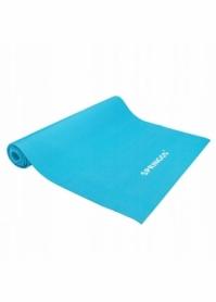 Коврик для йоги и фитнеса Springos YG0035, голубой