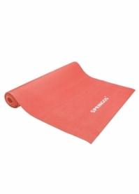 Коврик для йоги и фитнеса Springos YG0036, красный