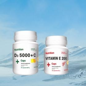 Комплекс витаминов Активная зима EntherMeal ABPR94