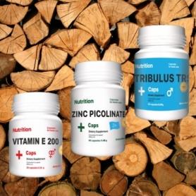 Комплекс витаминов и минералов для мужчин EntherMeal ABPR95
