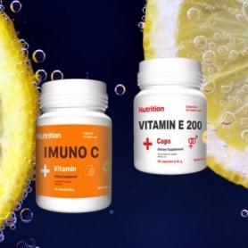 Комплекс витаминов Энергия и иммунитет EntherMeal ABPR97