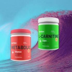 Комплекс витаминов Энергия витаминов MAX EntherMeal ABPR99