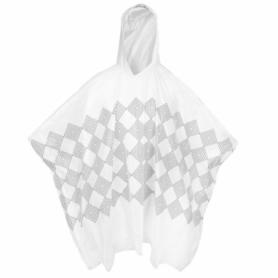 Дождевик-накидка с капюшоном Spokey Invisible 924958