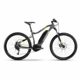"Электровелосипед горный Haibike Sduro HardSeven 1.0 400Wh 9 s. Altus 27,5"" 2020, рама L (4540006050)"