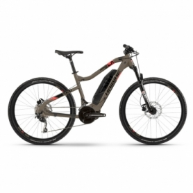 "Электровелосипед горный Haibike Sduro HardSeven Life 4.0 500Wh 20s. Deore 27.5"", рама M, 2020 (4540204041)"