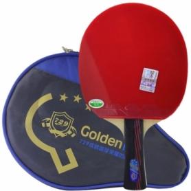 Ракетка для настольного тенниса 729 FS Gold C.Q.Y007-02 3*