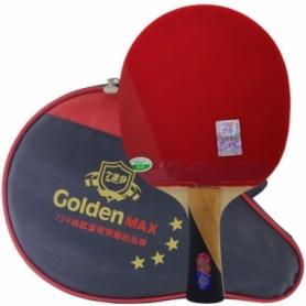 Ракетка для настольного тенниса 729 FS Gold C.Q.Y008-02 4*