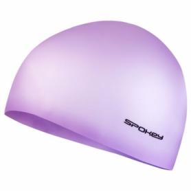 Шапочка для плавания Spokey Summer CU 85351, фиолетовая