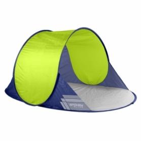 Палатка двухместная пляжная Spokey Altus серая (926785)