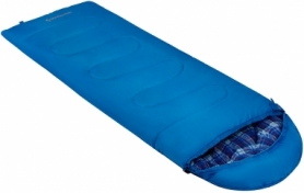 Мешок спальный (спальник) KingCamp Oasis 250X KS3222 - синий, L