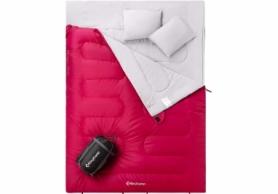 Мешок спальный (спальник) KingCamp Oxygen 250 KS3143 - розовый, L