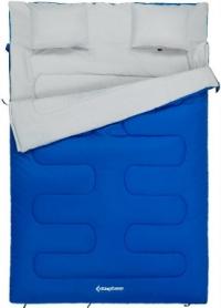 Мешок спальный (спальник) KingCamp Oxygen 250 KS3143 - синий, L