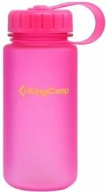 Бутылка для воды KingCamp Tritan Bottle KA1111 - розовая, 400 мл