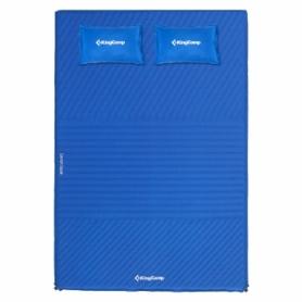 Коврик самонадувающийся KingCamp Comfort Double II, 198х130х4 см (KM3594)