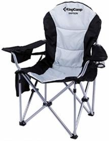 Кресло складное KingCamp Deluxe Hard Arms Chair (KC3888)