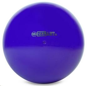 Мяч гимнастический Zelart 20 см 430 г фиолетовый