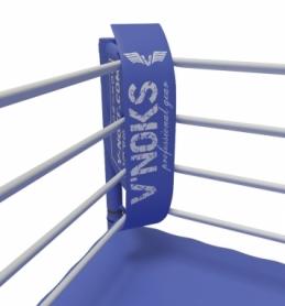 Ринг боксерский напольный V`Noks, 6х6 м (RDX-1711) - Фото №2