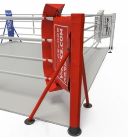 Ринг боксерский напольный V`Noks, 6,5х6,5 м (RDX-1712) - Фото №3