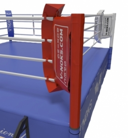 Ринг боксерский V`Noks Competition, 6х6х1 м (RDX-1716) - Фото №4