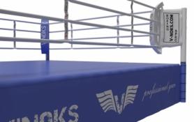 Ринг боксерский V`Noks Competition, 7,5х7,5х1 м (RDX-1719) - Фото №2