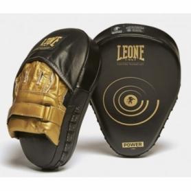 Лапы боксерские Leone Power Line Black