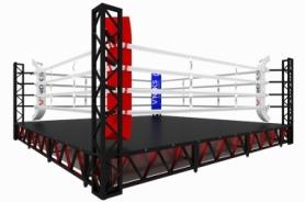 Ринг боксерский V`Noks Exo, 5х5х0,5 м (RDX-2033) - Фото №3