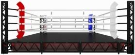 Ринг боксерский V`Noks Exo, 5х5х0,5 м (RDX-2033) - Фото №4