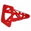 Фишка спортивная конус SportVida SV-HK0295 - красная, 23 см - Фото №2