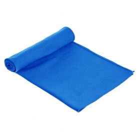 Полотенце спортивное DryFast Compact Towel синее (HG-CPT002)