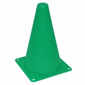 Фишка спортивная конус SportVida SV-HK0296 - зеленая, 18 см