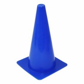 Фишка спортивная конус SportVida SV-HK0300 - синяя, 30 см