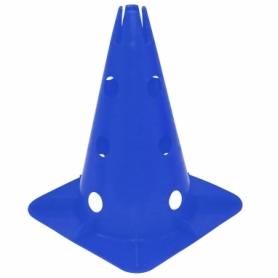Фишка спортивная конус SportVida SV-HK0302 - синяя, 30 см