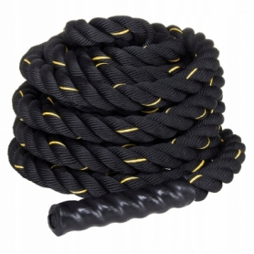 Канат для кроссфита Springos Battle Rope FA0104, 9 м