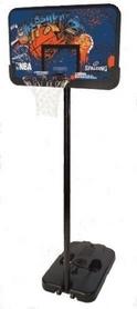 """Стойки баскетбольные (мобильные) Sketch Series Composite Rectangle 44"""" Spalding 61917CN"""