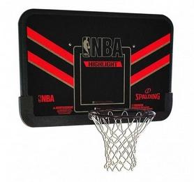 "Щит баскетбольный NBA Highlight 44"" Spalding 80798CN"