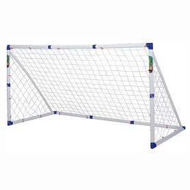 Ворота футбольные с зонами JC-7180T 2 в 1 6ft