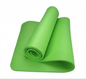 Коврик для фитнеса и йоги Newt NBR NE-4-15-15-H - салатовый, 180х60х1 см