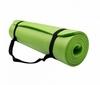 Коврик для фитнеса и йоги Newt NBR NE-4-15-15-H - салатовый, 180х60х1 см - Фото №2