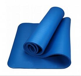 Коврик для фитнеса и йоги Newt NBR NE-4-15-15-B - синий, 180х60х1 см