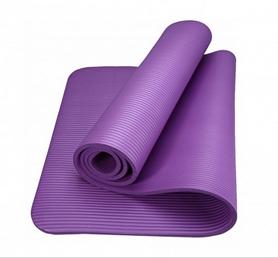 Коврик для фитнеса и йоги Newt NBR NE-4-15-15-V - фиолетовый, 180х60х1 см