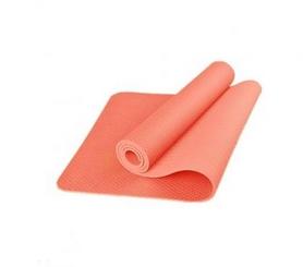Коврик для фитнеса и йоги с чехлом Newt TPE Eco NE-5-80-18-R - розовый, 183х61х0,6 см