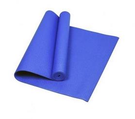 Коврик для фитнеса и йоги с чехлом Newt PVC GR NE-17-35-B - синий, 173х61х0,5 см
