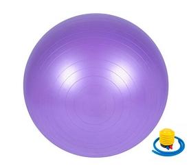 Мяч для фитнеса (фитбол) Newt HMS 487-626-2-V - фиолетовый, 75 см