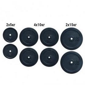 Набор дисков композитных Newt Rock NE-K-COM80, 80 кг