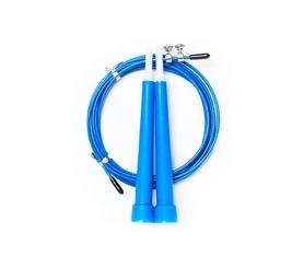 Скакалка скоростная Newt CM NE-C-4-B - синяя, 3 м