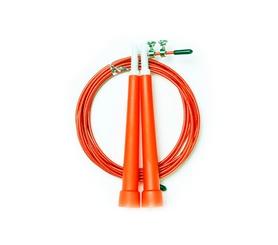 Скакалка скоростная Newt CM NE-C-4-R - оранжевая, 3 м