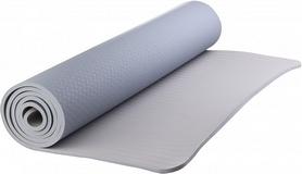 Коврик для фитнеса и йоги LiveUp Yniz Tpe Mat YJ3237-07b, 185x80х0.7 см
